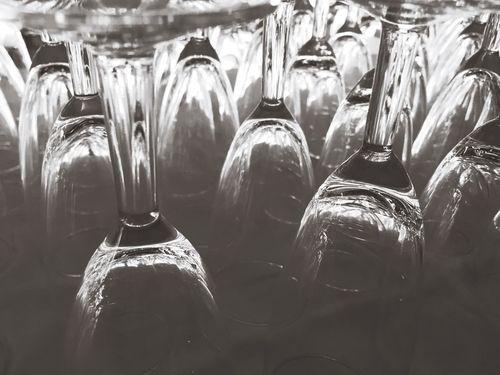 Glass Glass - Material Buffet Glasses