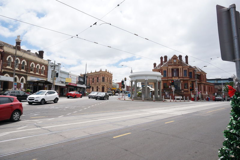Building Exterior Car City City Street Kew, Vic. Residential District Street Traffic Travel Destinations