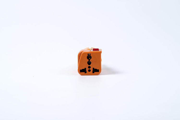 Cable Color Connect Electric Connection Converter Electric Electric Converter Electric Slot Electrical Engineer Engineering Equipment High Voltage Orange Slot Voltage Watt Studio Shot White Background Copy Space Close-up Indoors  No People Single Object Number Still Life Dice Orange Color Arts Culture And Entertainment Cut Out White Color Food Leisure Games Healthcare And Medicine Plastic Halloween Opportunity