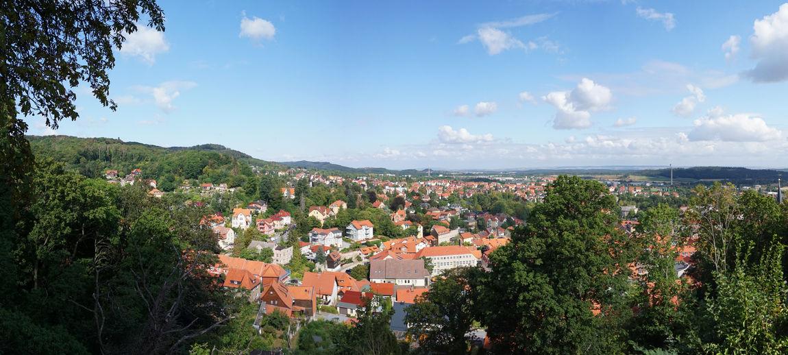 Panorama auf
