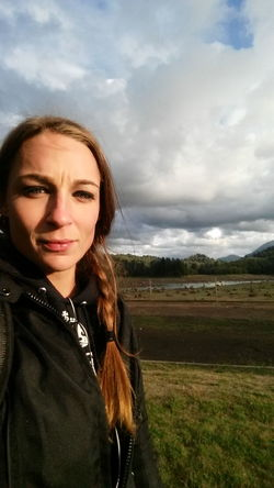 Just me One Woman Only Long Hair Cloud - Sky Rural Scene Self Portrait Unedited EyeEm Nature Lover EyeEmNewHere Nature Beauty In Nature Motorcycle Ride One Person Empty Lake The Purist (no Edit, No Filter) GalaxyS5 AndroidPhotography PNW The Great Outdoors - 2017 EyeEm Awards The Portraitist - 2017 EyeEm Awards Live For The Story