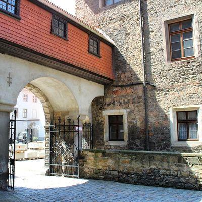 Schloss Merseburg Merseburgerdom