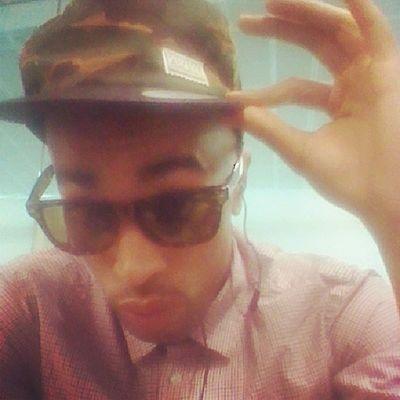 Instabored Waiting Snapback Rayban selfie lightskin boy