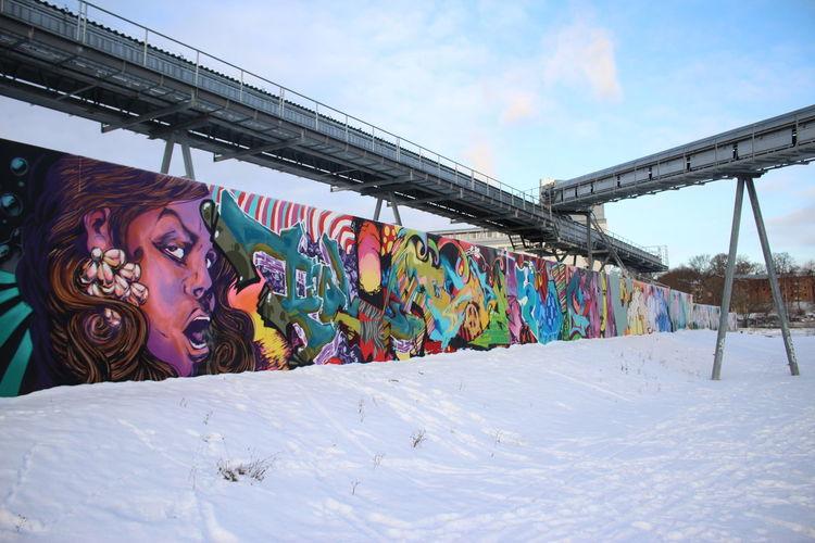 Art Art, Drawing, Creativity Beautifulcolours Built Structure EyeEm Gallery Eyyem Graffiti Graffiti Wall Graffitiporn