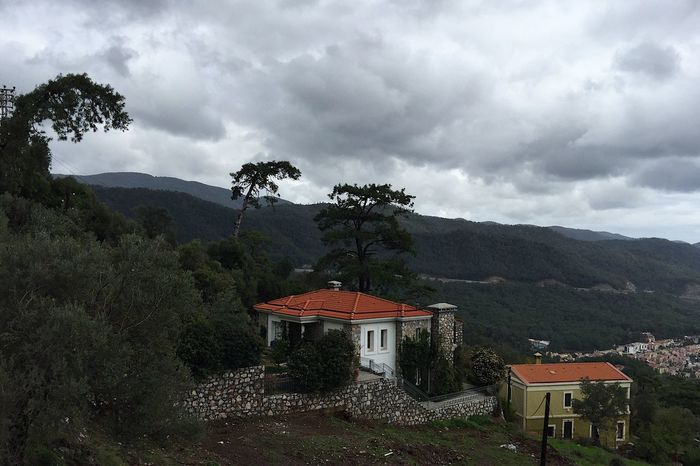 Beautiful Climate Change Country House Earth Flora Forest Green Green Color Marmaris Mediation Nature Peace Scenics Spring Summer House Tracking Tranquility Travel Destinations Turkey Turkish Nature Villa Village Walking Around Woods