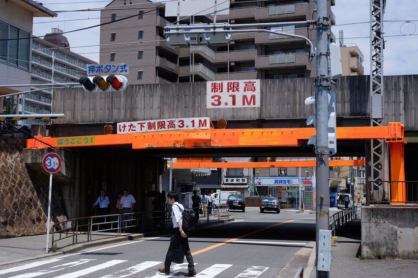 City City Life Cityscape Japan Japan Photography OSAKA Osaka,Japan Architecture Built Structure Fujifilm Fujifilm_xseries X-t2 おおさか 大阪