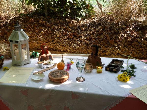 Boda Celta Celtic Wedding Deidades Esoteric Esoterismo Gaia Pagana Paganism