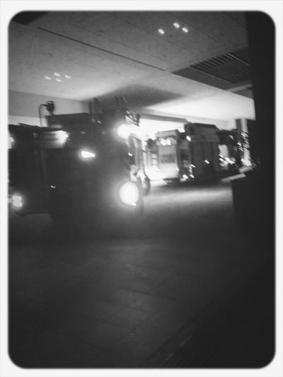 Fire In My Hotel
