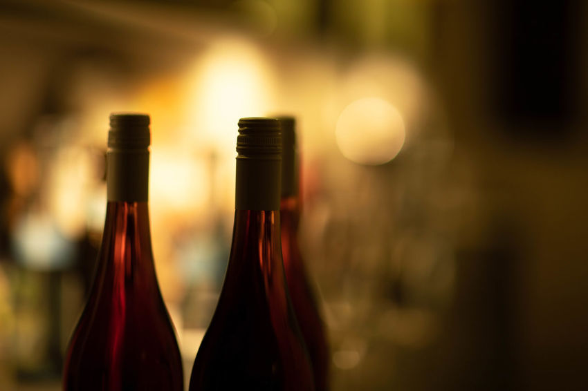 what about a glass of wine Airtight Alcohol Bottle Close-up Container Defocused Drink Drinking Glass Focus On Foreground Food And Drink Glass Glass - Material Indoors  Luxury No People Red Wine Refreshment Rose Wine Selective Focus Wine Wine Bottle Wineglass