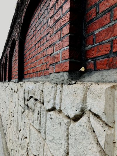 Wall Brick Wall Architecture Built Structure Wall - Building Feature Building Exterior Red No People Outdoors