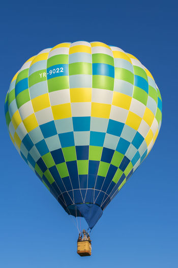 hot air balloon Ballooning Festival Hot Air Ballons Hot Air Balloons Festival Blue Sky Multi Colored EyeEmNewHere