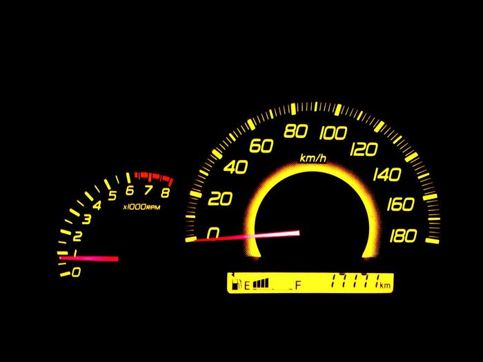 Maruti Suzuki WagonR Odometer Event Speedometer Car Night Close-up Clock Face No People Outdoors Gauge Dashboard Transportation Instrument Of Measurement Number
