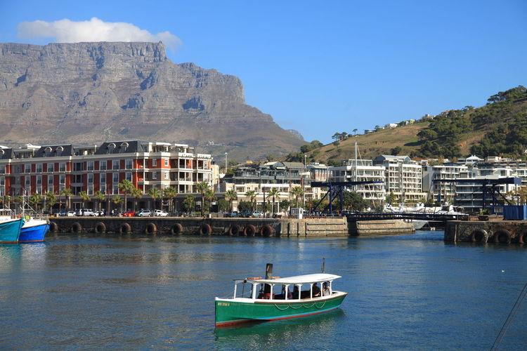 Cape Town Afr