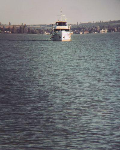 Water Outdoors Balaton - Hungary Photo Hungary Balaton Hello World Ship Cruise Focus No People Summer