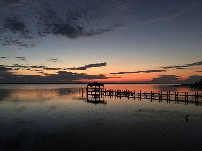 The bay at Duck Beach, NC First Eyeem Photo