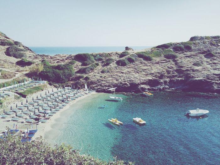 Bay in Cyprus