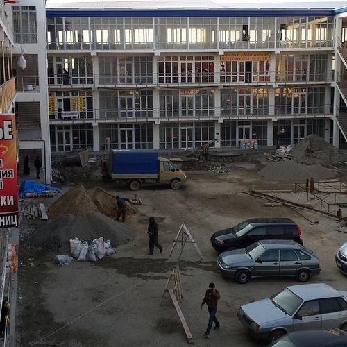 А Хас все строит Хасавюрт Дагестан