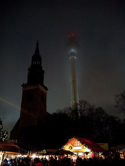 Berlin mist.