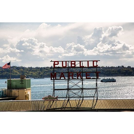 It's always a pleasure to see you, Seattle. Seattle Businesstrip PikePlaceMarket