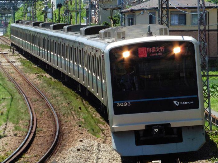 Train Odakyu 小田急