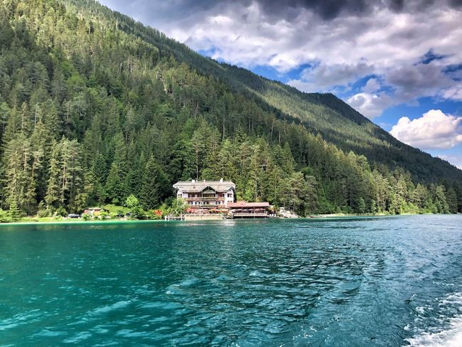 Weißensee Visit Austria Austrian Tourism Countryside Hotel Authentic Austria Water Tree Sky Cloud - Sky Plant Waterfront Beauty In Nature