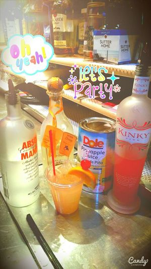 Party Time!! 🍻 Cheers! 2015🍹 Drink It Up! 🍺 Cocktails🍹 Mixology Bars And Clubs Bottoms Up!! 🍸 Top Shelf Enjoying Life Booze Party