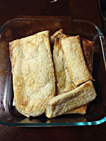 Doraditas caseras Mexico City Cooking Homemade Bread