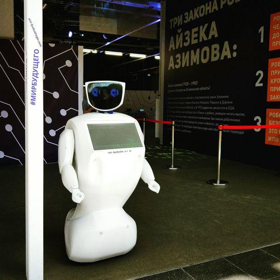 Indoors  мега Novosibirsk Новосибирск Robot