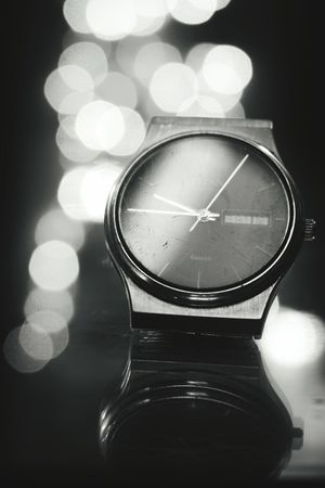 No People Reflection Time Indoors  Illuminated Close-up Clock Face Day Productphotography Titanwatches Titan Watch Watches Photography