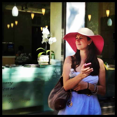 Waiting Streetphotography Candid Street Style