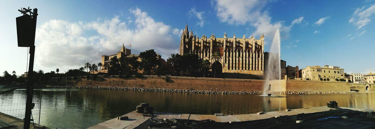 Palma Catedral Parc De La Mar La Seu ~ Catedral De Mallorca Palma De Mallorca