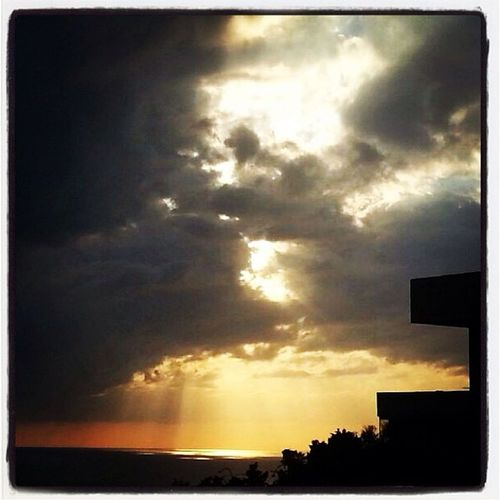 Amazing viewSunset Clouds S3 S3only livelovebeirut