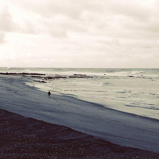 Sea Beach Horizon Over Water Nature Water Sand Outdoors Scenics Beauty In Nature Wave Day Sky Cloud - Sky Sunrise And Clouds Dramatic Sky Sunrise Outdoorphotography P&B Black And White Photography Porto _Portugal Vila Nova De Gaia