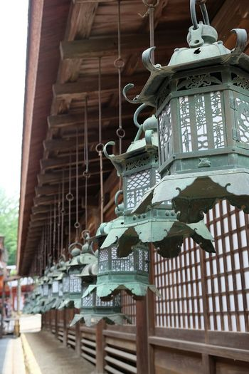 Lamps Lamp Design Temple Architecture Close-up Light Up Your Life Starting A Trip Japan