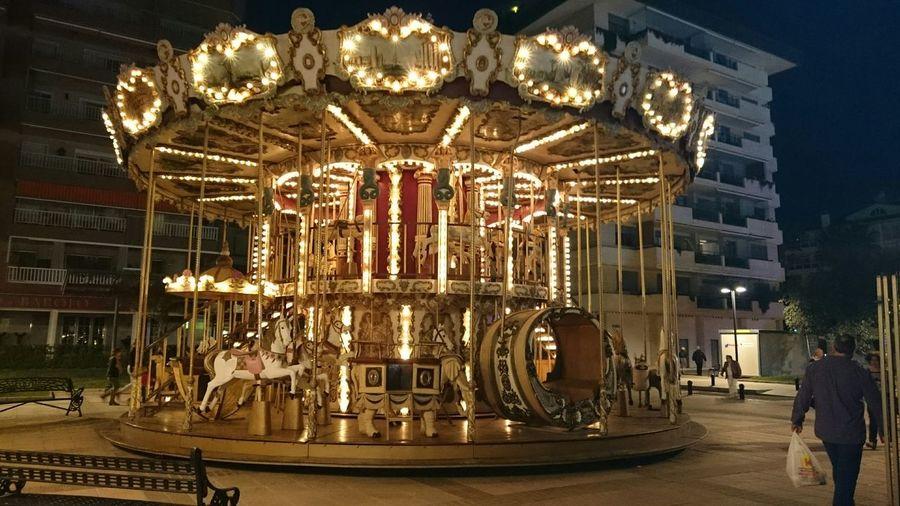 Carousel Fuengirola Spain Costa Del Sol