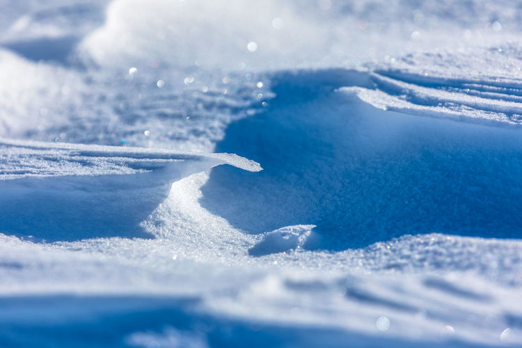 European Alps Frozen Having Fun Ice Natural Pattern Nature Playing In The Snow Skiing Abstract Backgrounds Beauty In Nature Close-up Cold Temperature Day Full Frame Icy Wonderland Macro Nature No People Outdoors Snow Vacation Waves Winter