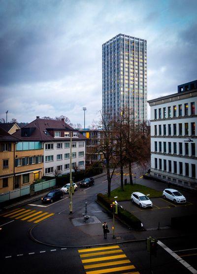 Sulzerhochhaus
