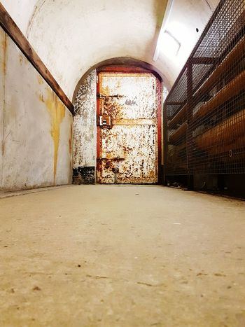 Abandoned Architecture Belfast Mystery Gaol Tunnel