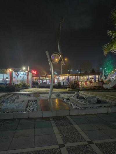 Night City Travel Destinations Sky Nightlife Turkey Yalovasahili Nightphotography Huaweiphotography Outdoors Backgrounds Architecture