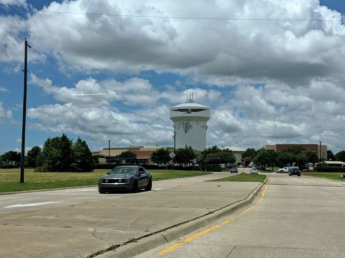 Water Tower USA