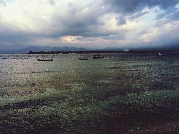 Islandlife Moody Weather Colors Sea Waves