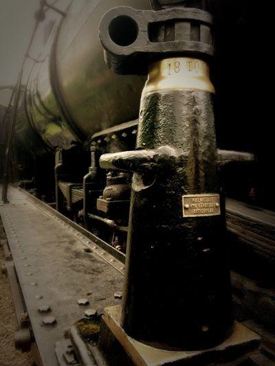 Steam Train Steam Locomotive Detail