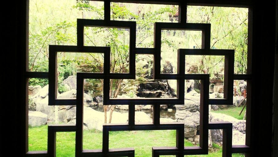 Garden In The Wondow