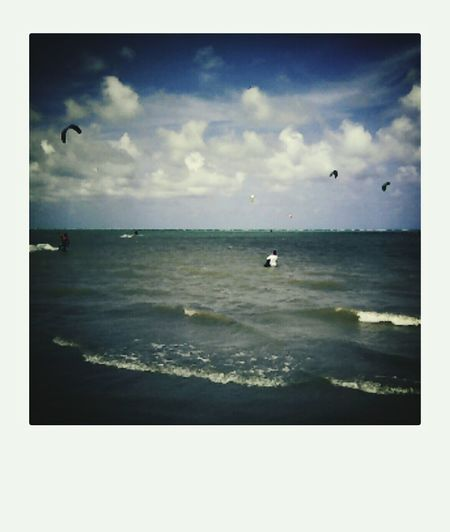 Today in Beach.