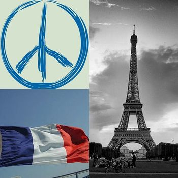 I'm sad for Paris،I will pray for the dead, I call for the wounded. We need peace in all world. Paris Eu Europa Paris Pray Paryfoparis Paris France Instagram Instadaily Instmood Insta Instasize Picture Picftheday Blue White Red Like4like Likeforlike Likes Attentat Rain Nationals Uni