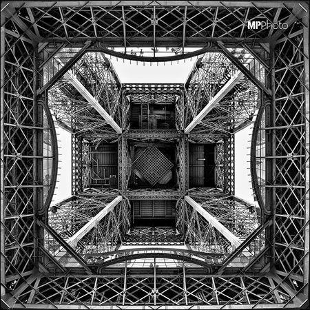 The Tower _ Eiffel Paris. Bw_collection EyeEm Best Shots - Black + White Architecture_bw Architecture