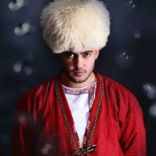 Meeenhan Turkmenistan Turkmen National Dress Portrait Handsome fashion #style #stylish #love #TagsForLikes #me #cute #photooftheday #nails #hair #beauty #beautiful #instagood instafashion Only MenFashion Model Adults Only One Man Only Looking At Camera Men Adult Young Adult One Person People Facial Hair Old-fashioned Modern Christmas First Eyeem Photo