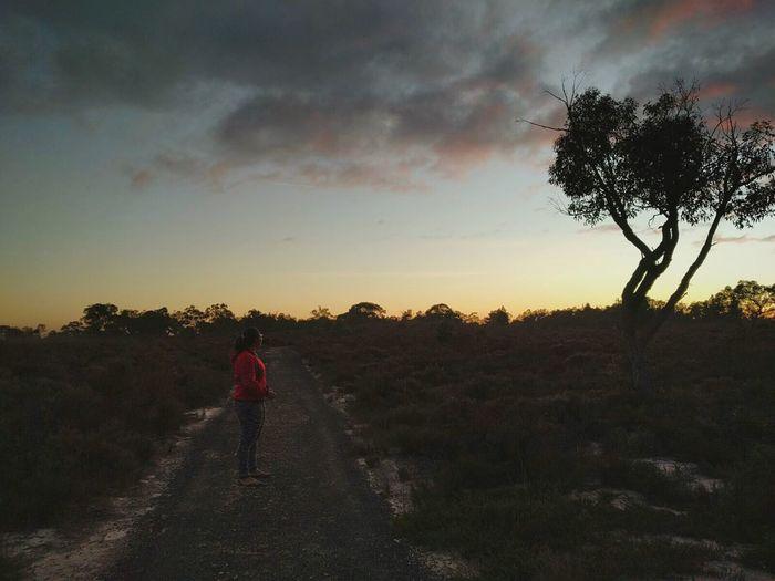 Things I Like wild Sunrise Photography Gloomy Australian Outback Startofmyday