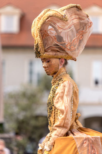 venetian carnival City Life Focus on the Story Street Photography Carnival New Year Venice Traditional Costume Mask Mystery Romance Tradition EyeEm Selects Close-up