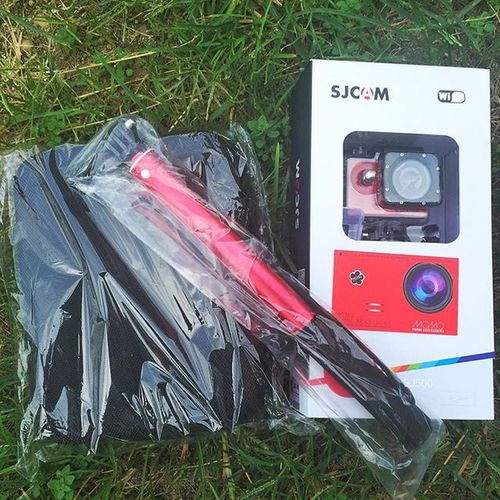 Item received. Tq @momo_accessories SJCAM Sjcammurah Sjcamoriginal Sj5000wifi Sjcammalaysia